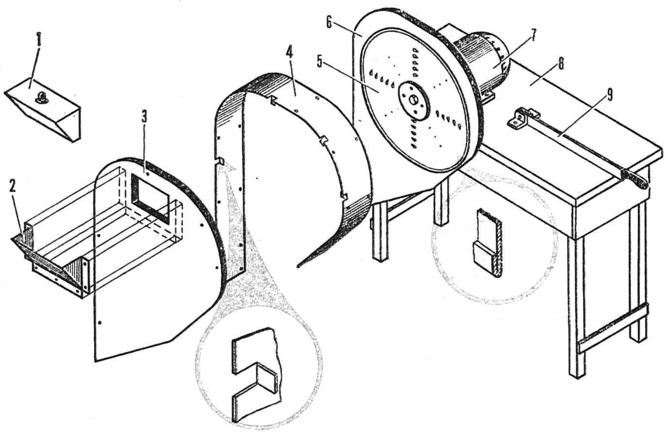 Рис. 1. Электротерка
