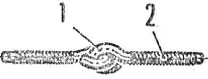 Рис. 9. Шарнир навески руля высоты (2 шт.)
