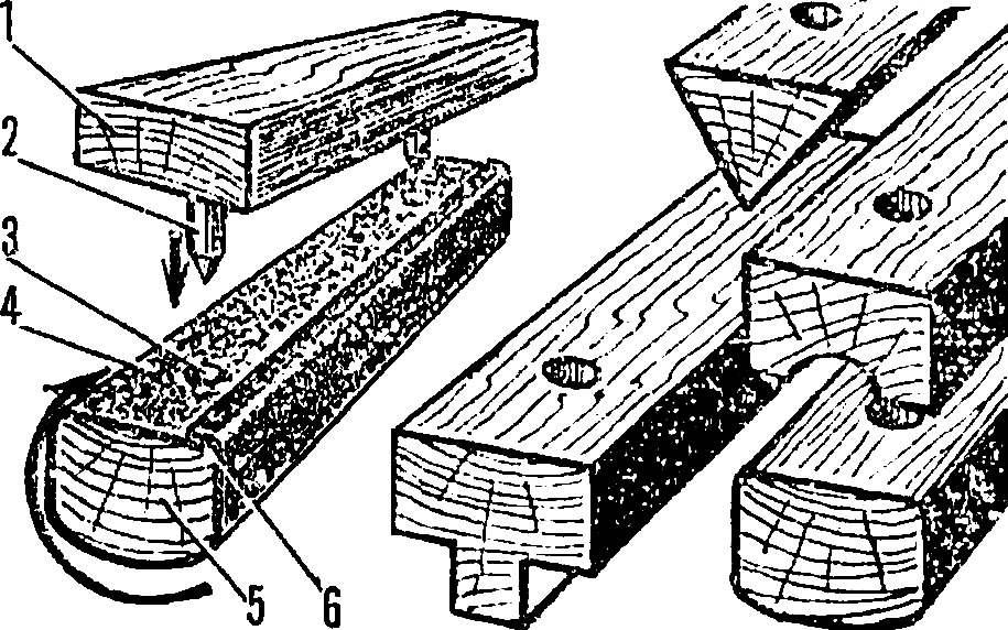 Экономичная шлифовальная колодка (справа — фигурные шаблоны).