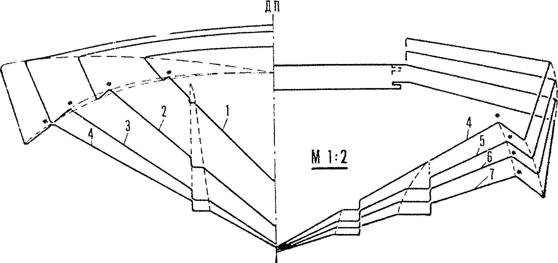 Проекция «корпус».