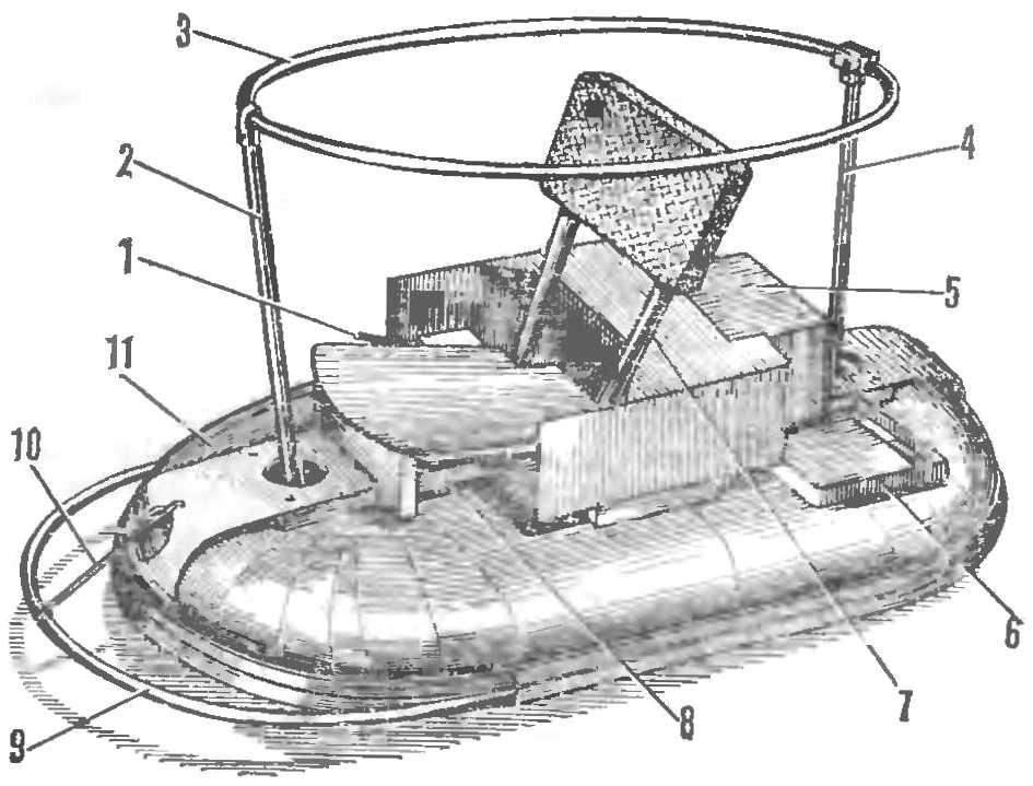 Рис. 1. Общий вид «Зибана»