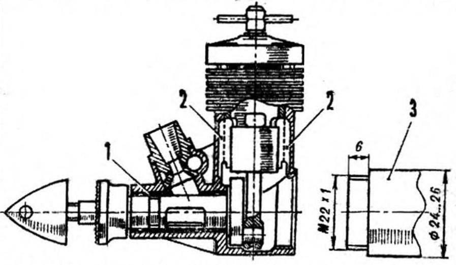 Доработка микродвигателя ЦСТКАМ-2.5Д