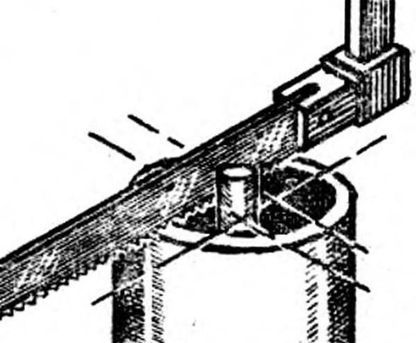 Рис. 6. Способ изготовления стакана.
