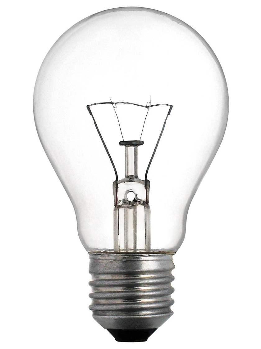 изображение лампочки: