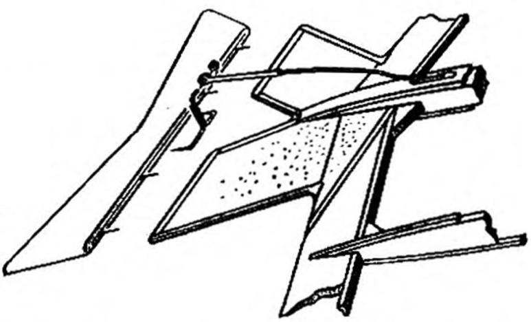 Конструкция хвостовой части.