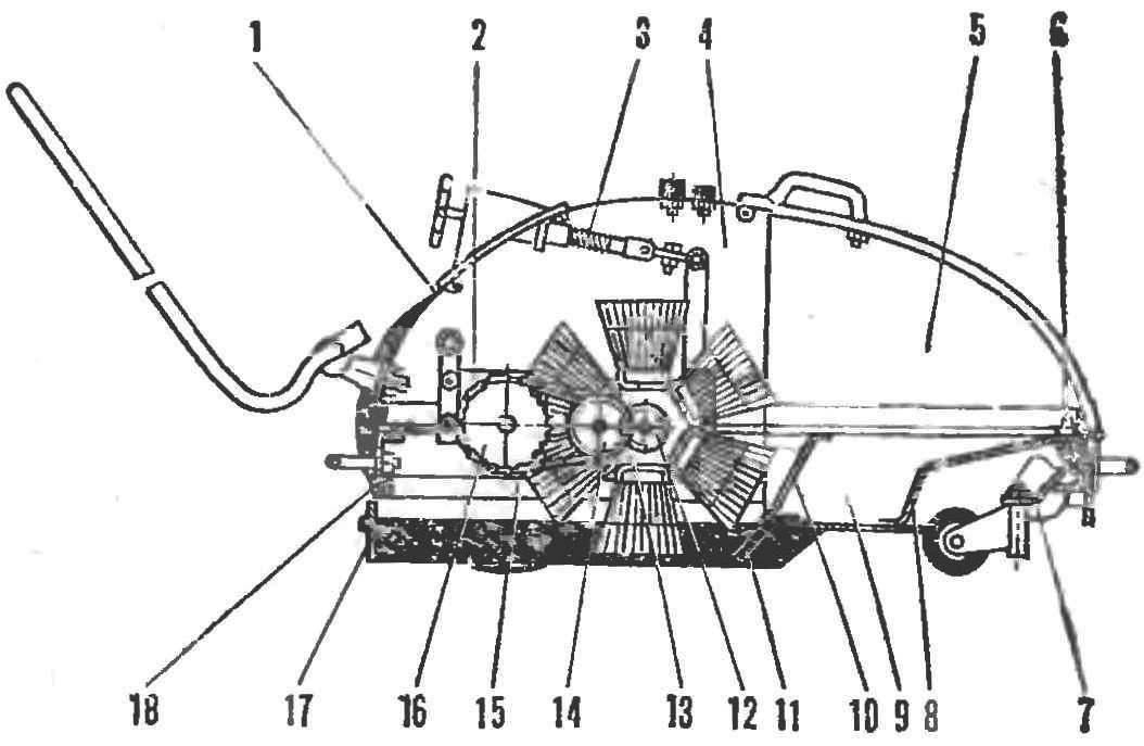 Устройство МПМ-1