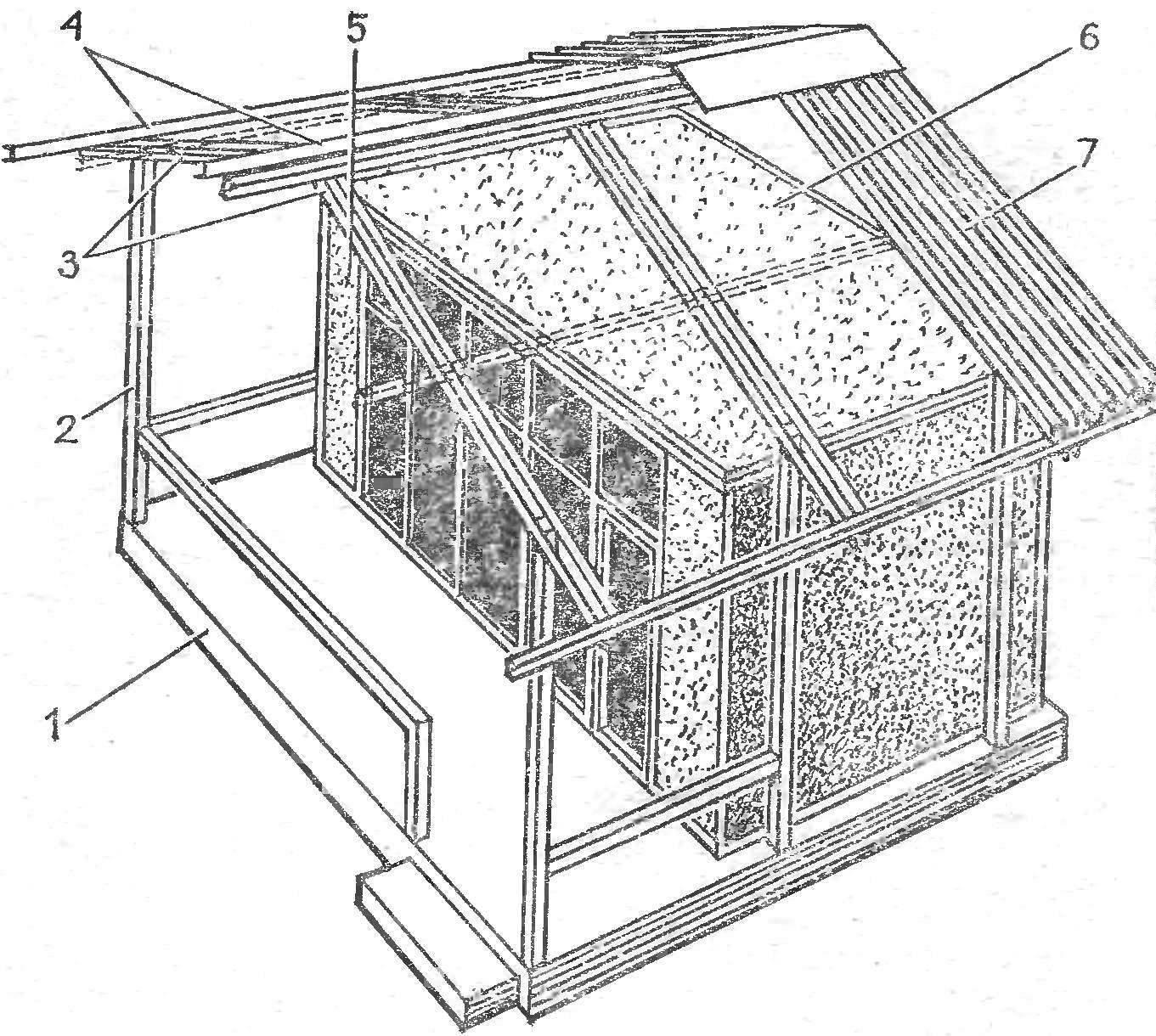 BUILDING A BUNGALOW