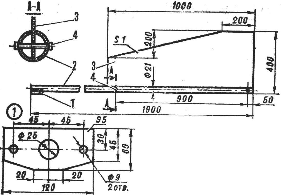 Р и с. 4. Стабилизатор