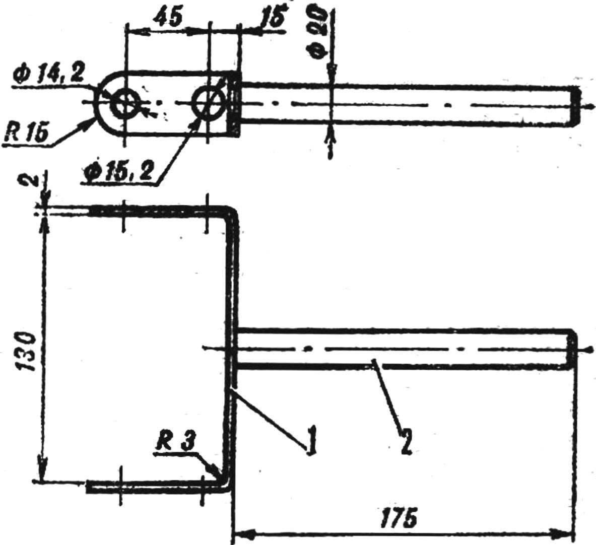 Рис. 7. Обойма отжимного устройства