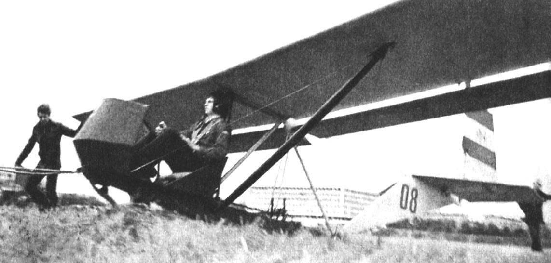 БРО-11М перед взлётом