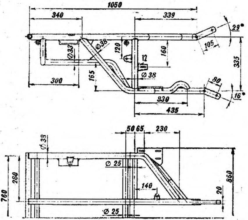 Fig. 5. Podguzova frame.