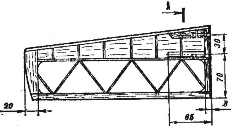 Конструкция цельноповоротного стабилизатора