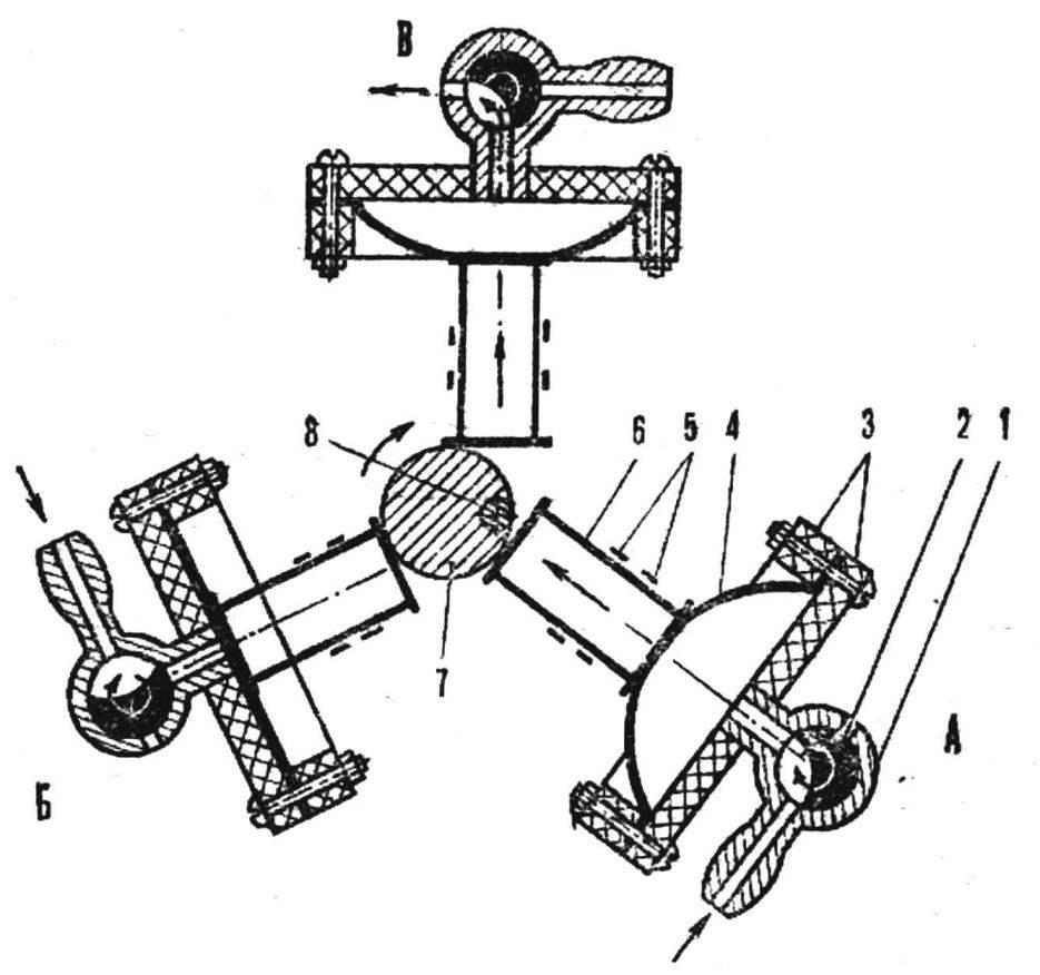 Пневмодвигатель