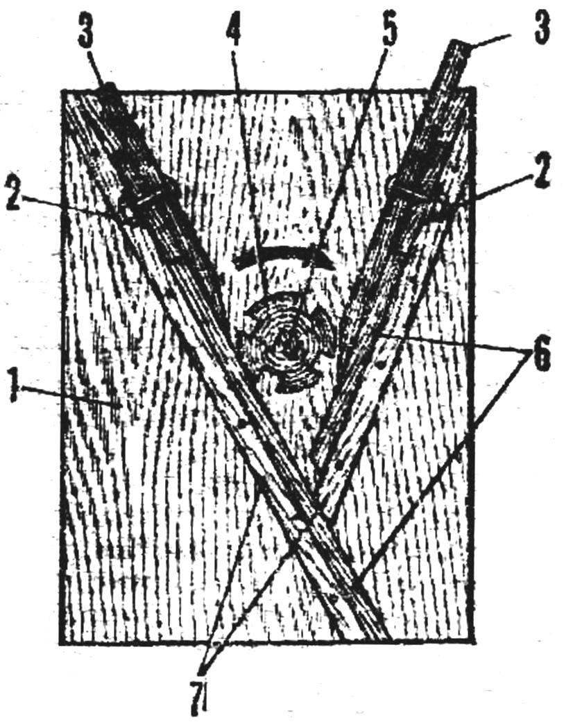 Бункер веялки