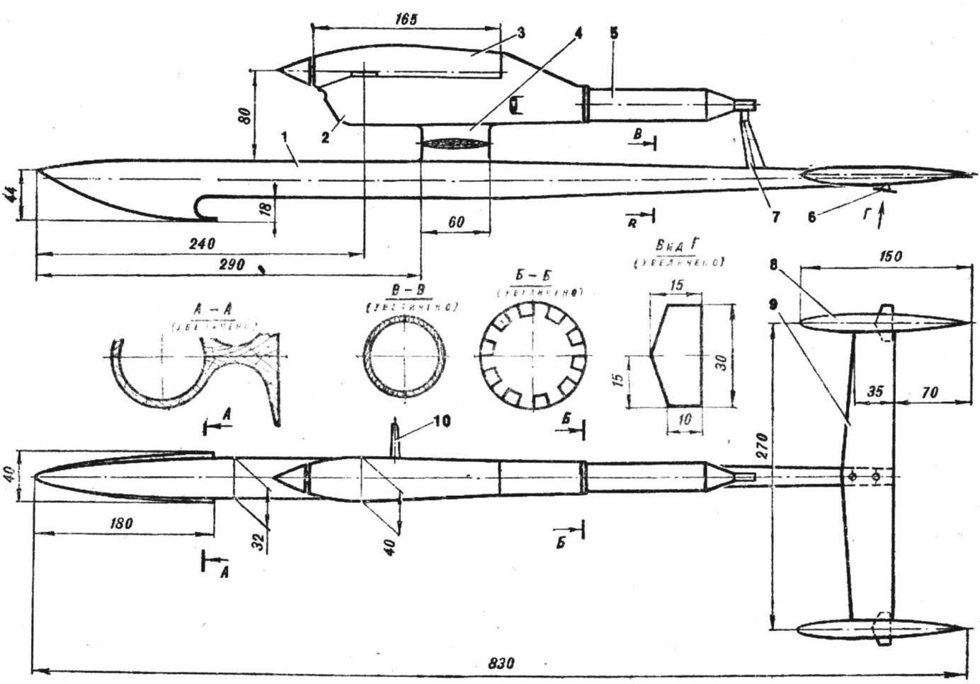 Speed sudomodel class-1