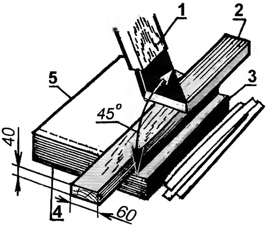 Рис. 7. Обрезка блока