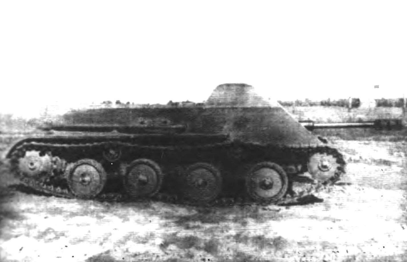 АСУ-57 ОКБ-115