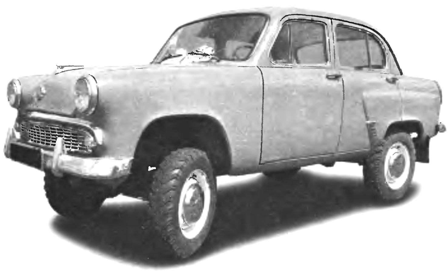 «Москвич-410»