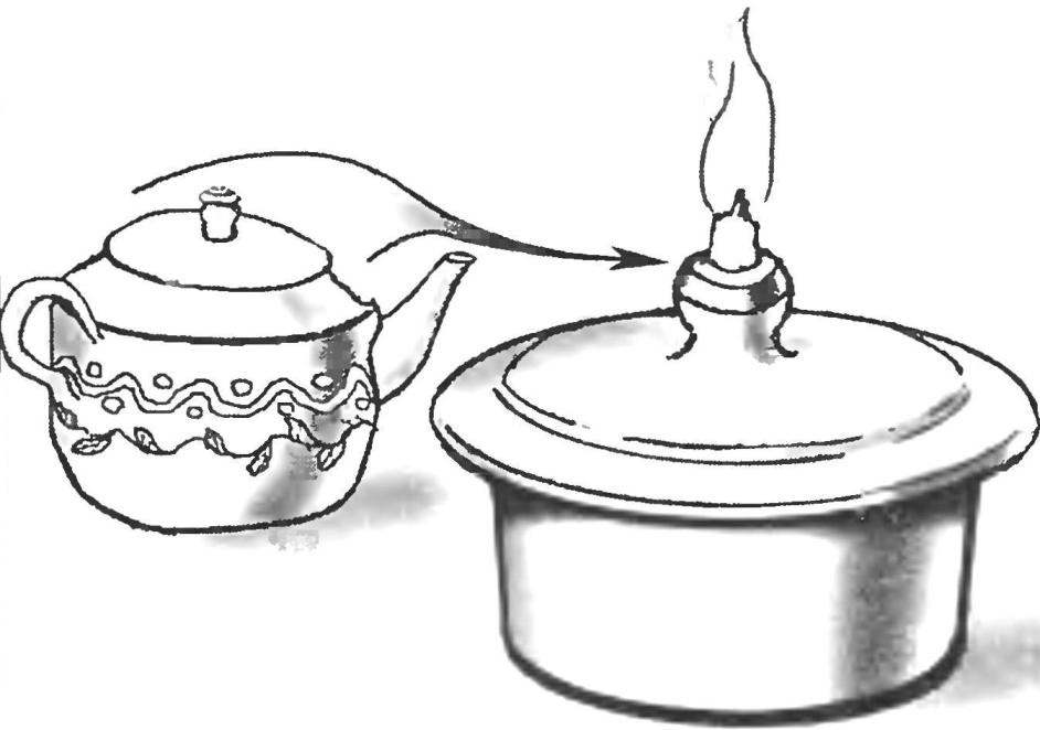 Candle-impromptu