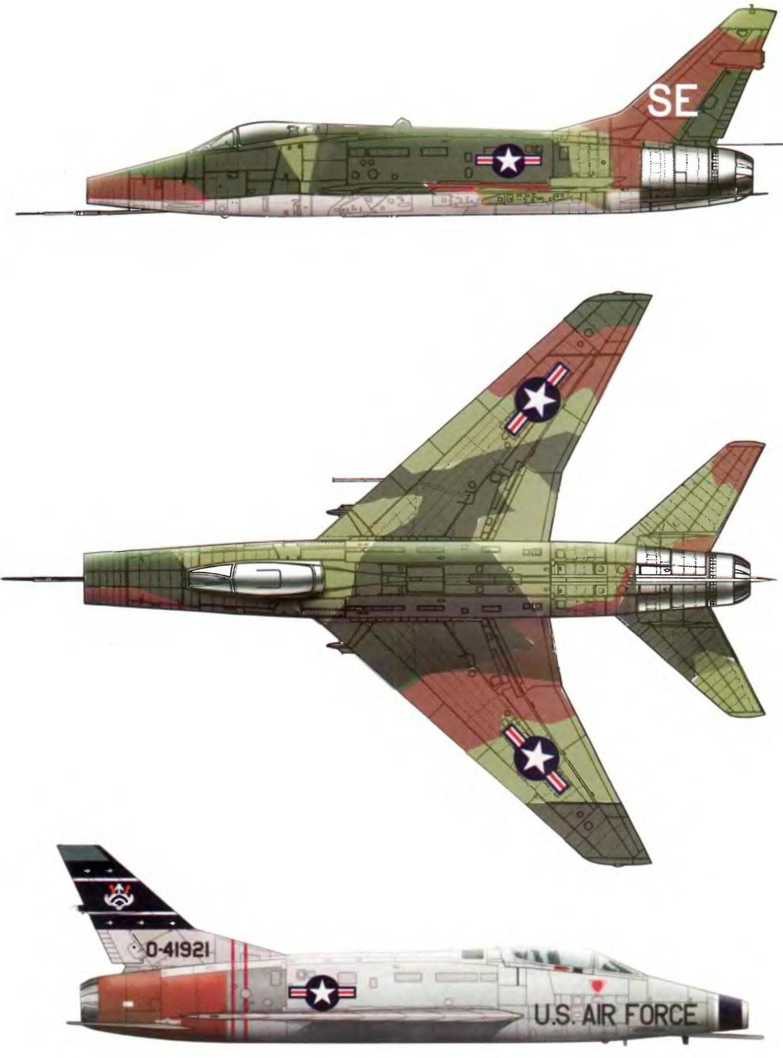 F-100C
