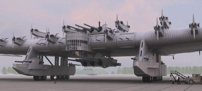 FLYING CRUISER K-7