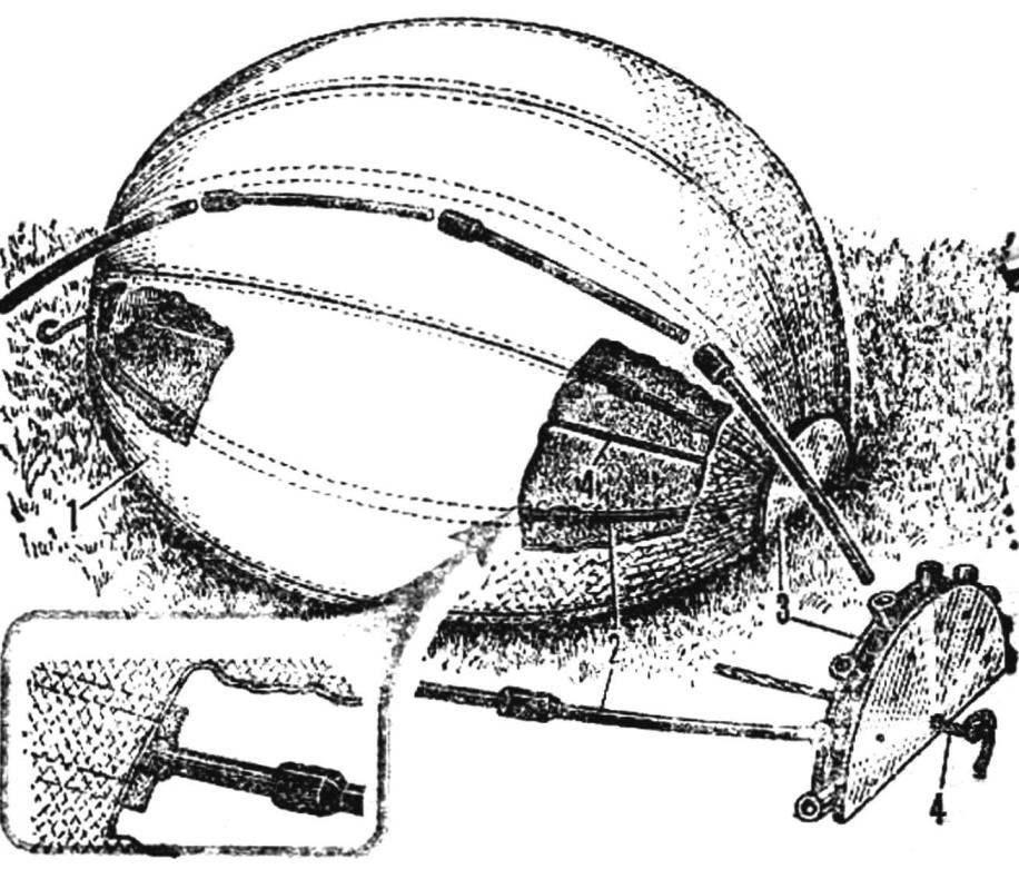 Сферическая палатка