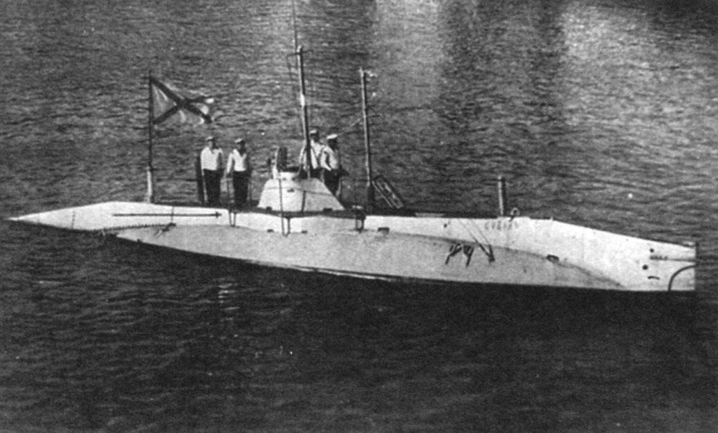 Подводная лодка «Судак» (типа «Щука»), Россия