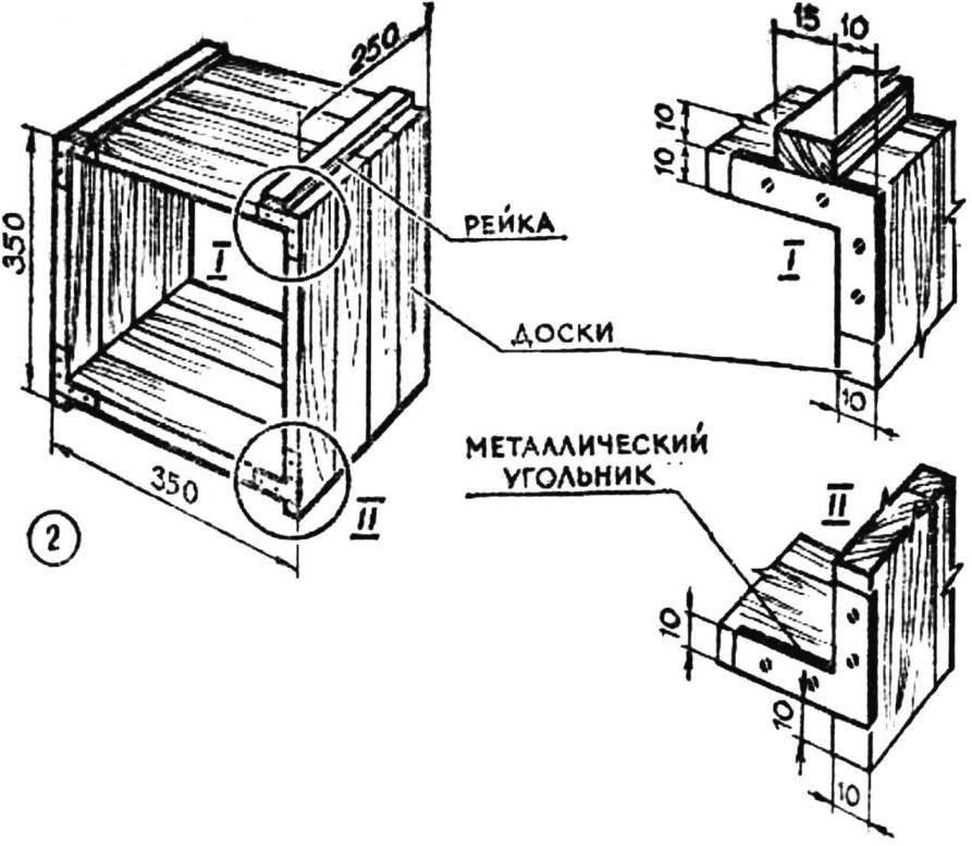 Рис. 2. Модуль и его детали.