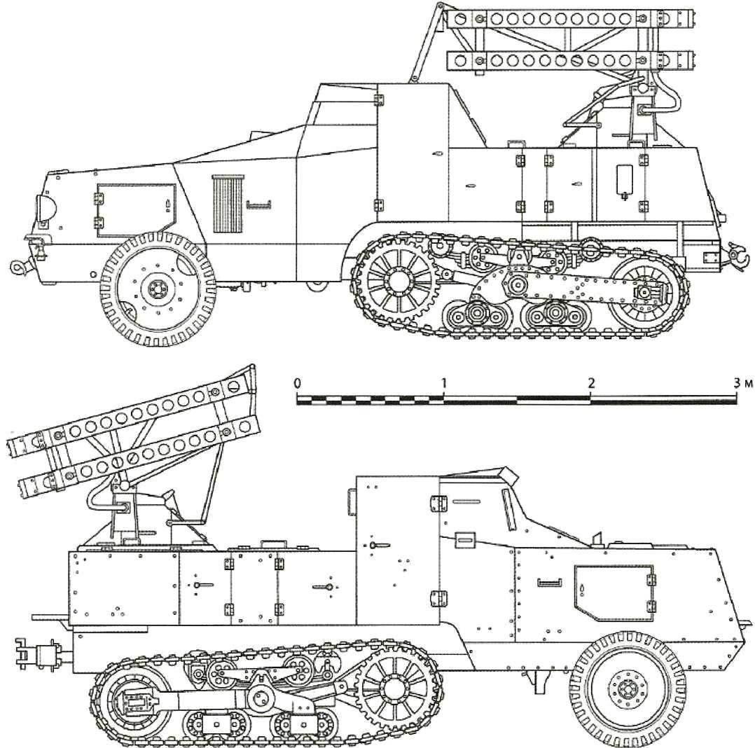 8 cm R-Vielfachwerfer S303(f)