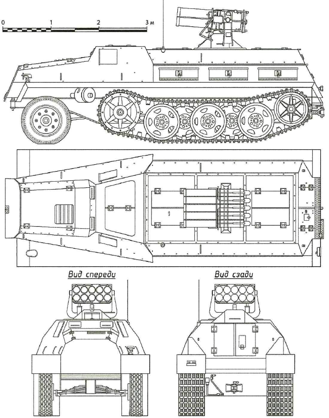 15 cm Panzerwerfer 42 auf sWS