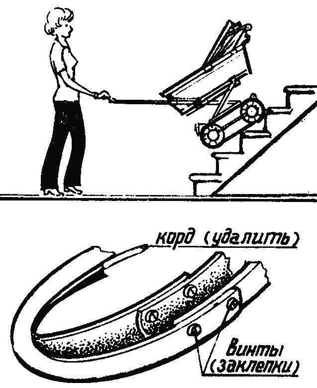 КОЛЯСКА-ВЕЗДЕХОД