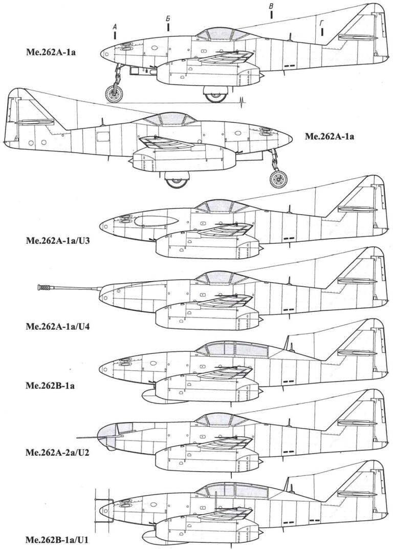 Me.262A-1a