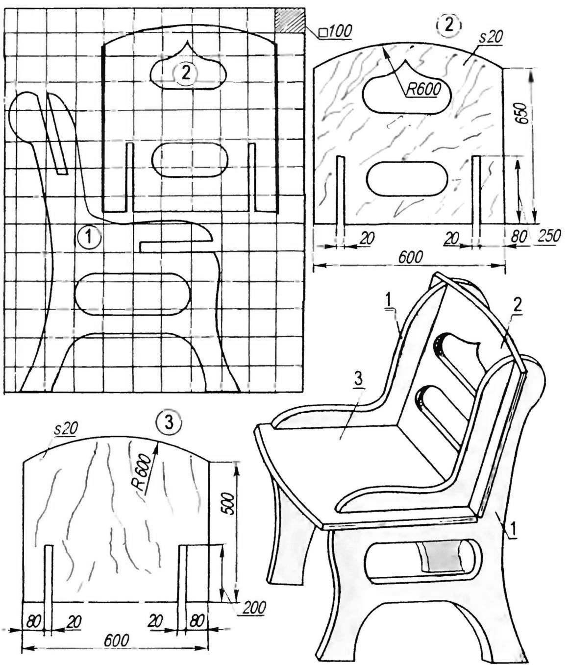 Стол для лобзика своими руками чертежи трафареты