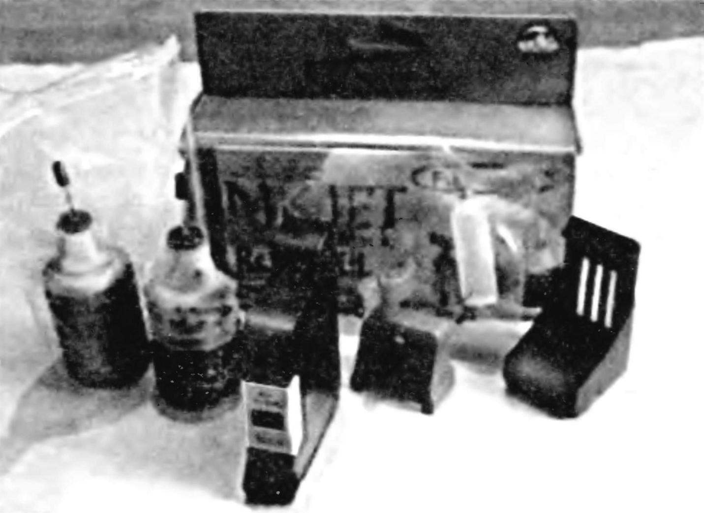 Fig. 1. Offered to the market a kit for refilling inkjet printer