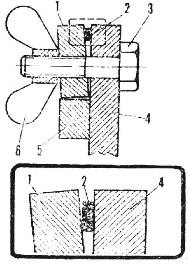 Fig. 1. The existing circuit clamping the node of the jigsaw