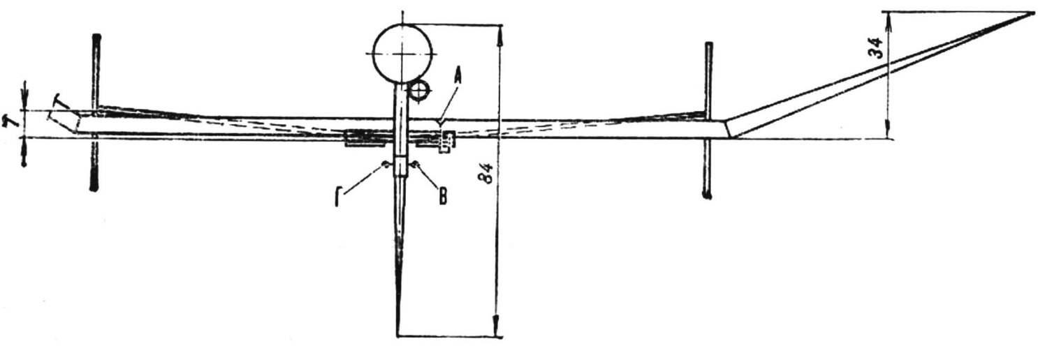 Ракетный планер категории S8A (S8B)