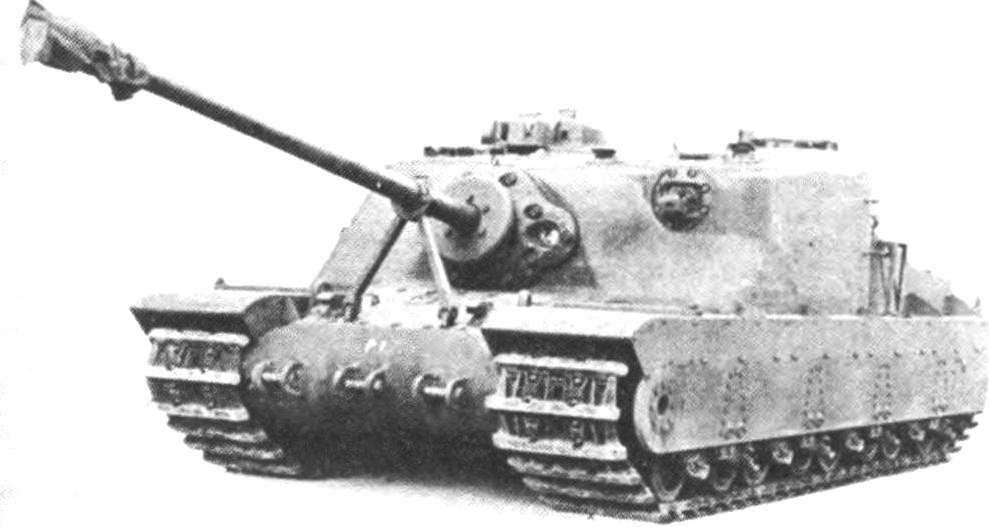 Тяжёлый танк А39 (Tortois)