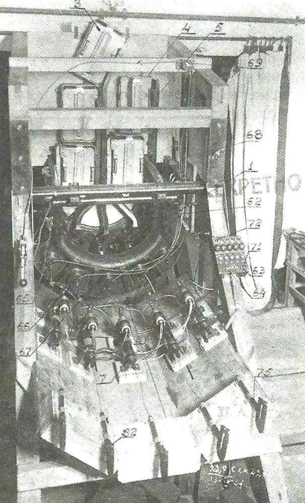 Система 5-ШВАК в тире, 1937 г.