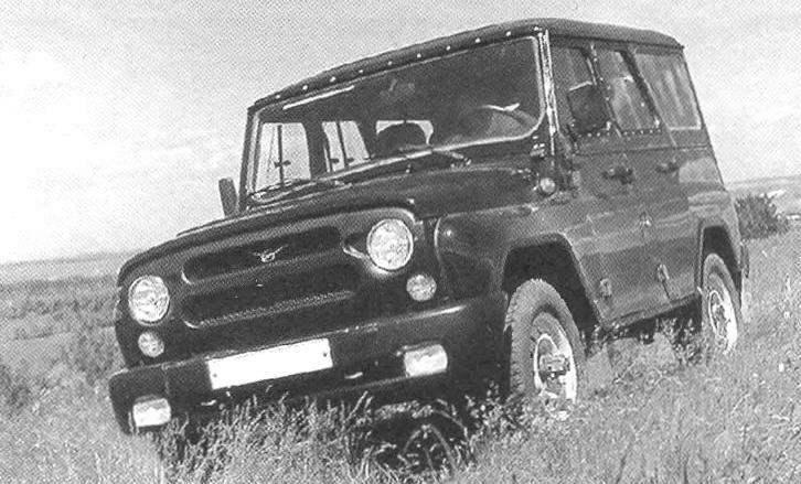 Комфортабельный джип UAZ HUNTER, воплотивший в себе всё лучшее, что было заложено отечественными конструкторами в семейство армейских вездеходов ГАЗ-67Б — ГАЗ-69 — УАЗ-469 —УАЗ-3151