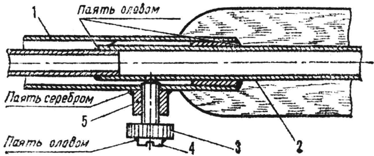 Рис. 3. Регулировочный вентиль