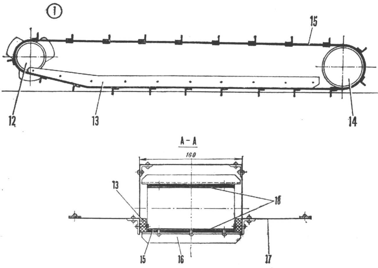 Схема микромотонарт