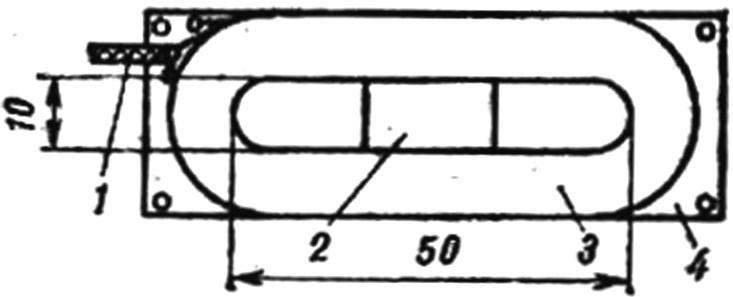 Рис. 2. Звукосниматель