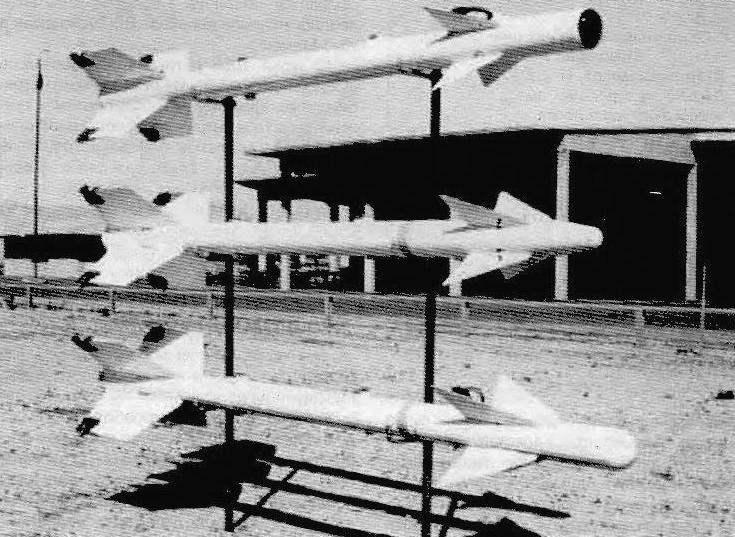 Ракеты семейства AIM-9