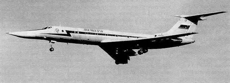 Tu-134УБ-L