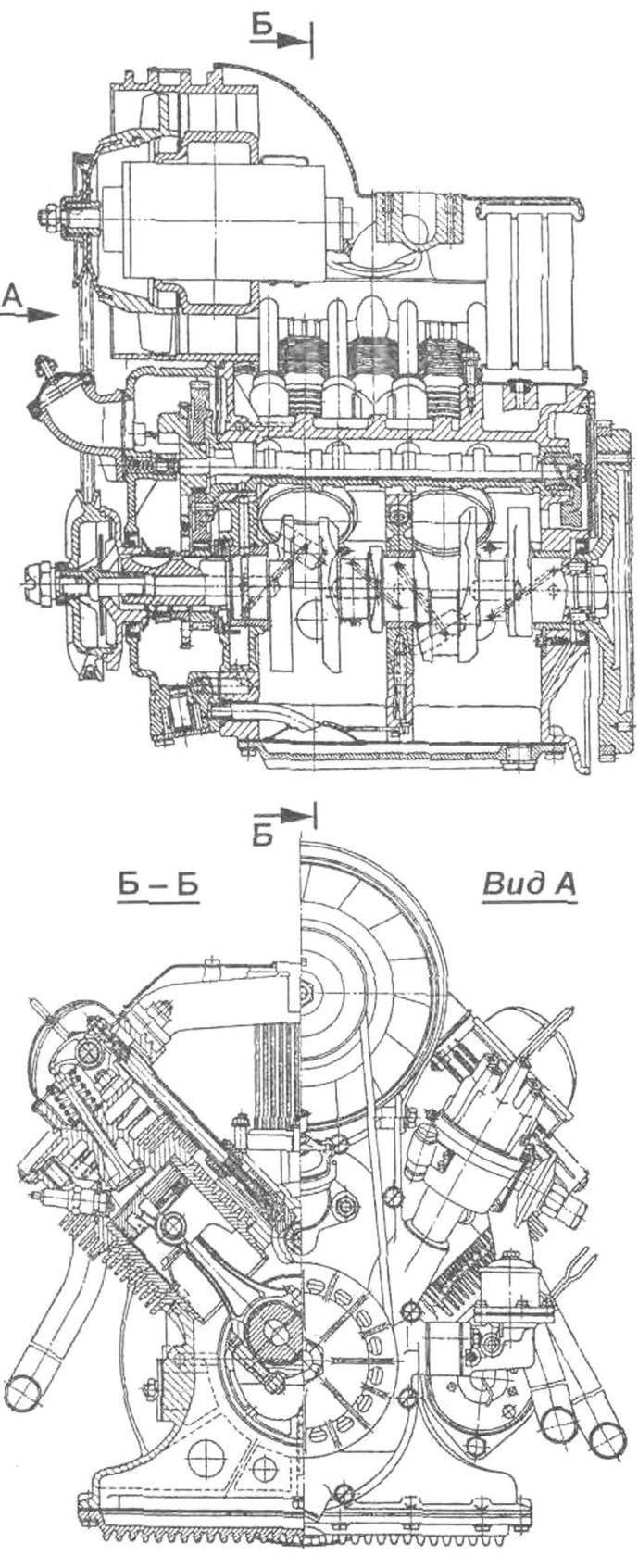 МеМЗ-966—двигатель автомобиля ЗАЗ-965А «Запорожец»