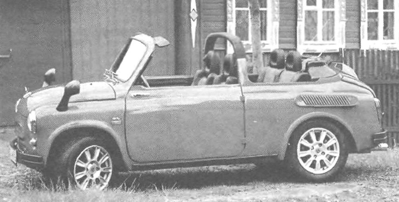 Множество энтузиастов рассматривают микролитражки ЗАЗ-965 в качестве объекта для тюнинга, создавая на базе этих автомобилей великолепные образчики автомобильного дизайна