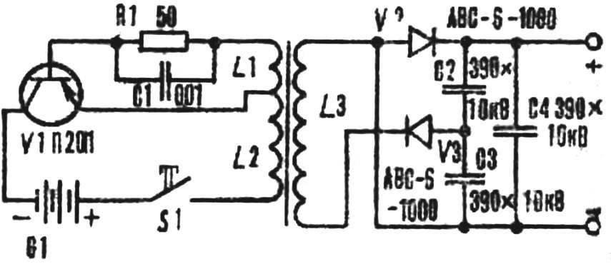 Converter circuit.