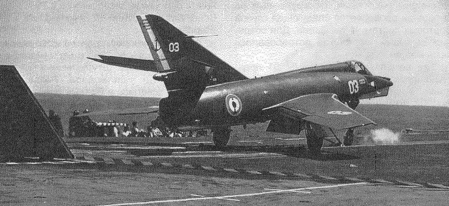 Самолет-разведчик Etendard IVP