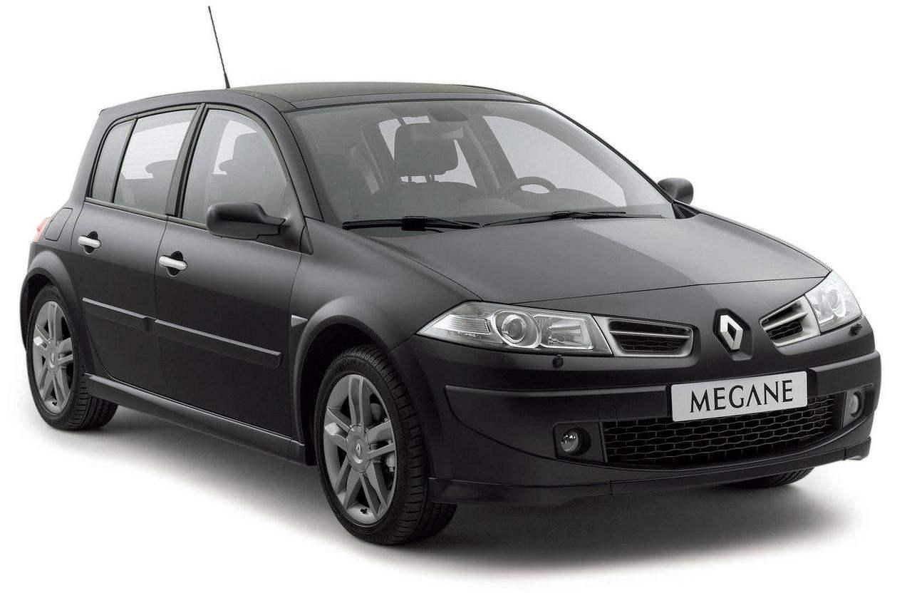 Обновлённый Renault Megane II — на нём появились новые фары, решётка радиатора, передний бампер и... 2-литровый 150-сильный турбодизель