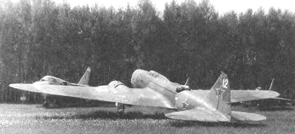 Самолет ДБ-3